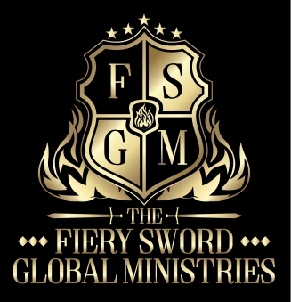 The-Fiery-Sword-Global-Ministries-logo-gold