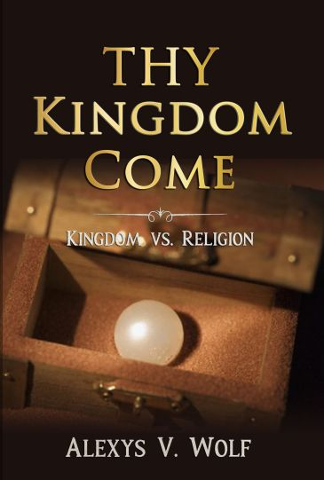 Thy Kingdom Come FRONT COVER
